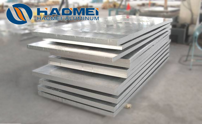 sheet aluminum alloy