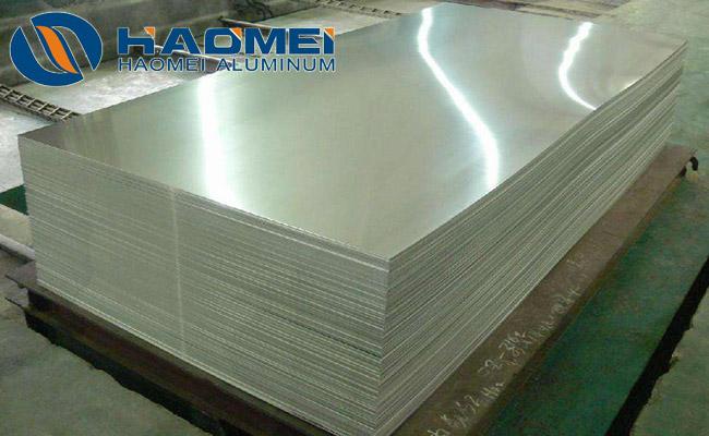 aluminum sheet 1x2m