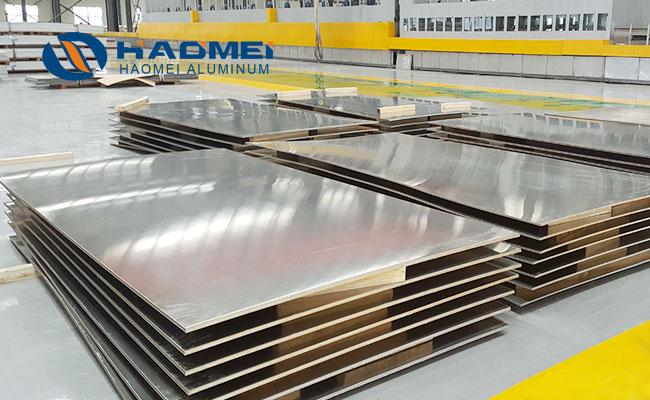 aluminum plate factory