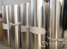 aluminum jacketing for ductwork