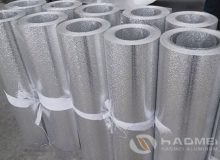 stucco aluminium pipe cladding