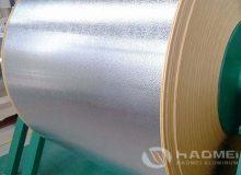 aluminium jacketing with polykraft moisture barrier
