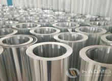 aluminium cladding for ductwork