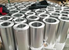 pipe insulation aluminum jacket thickness