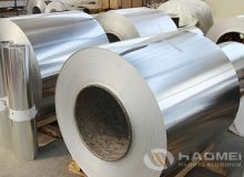 aluminum cladding for pipe insulation