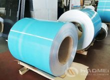 aluminum sheet with polysurlyn