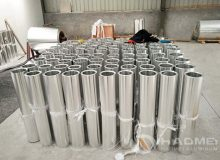 aluminium jacketing