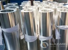 aluminum jacketing for pipe insulation