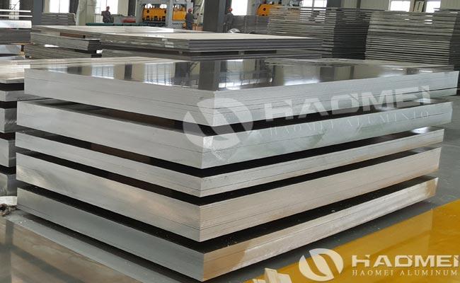 aluminium 7075 sheet