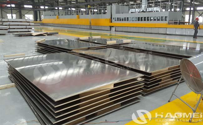 aluminum sheet prices 4x8
