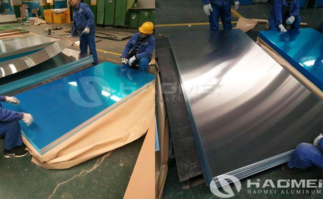 4x8 aluminum sheet price