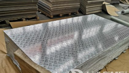 2mm Aluminium Checker Plate