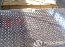 non slip aluminium sheet