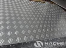 non slip aluminium plate