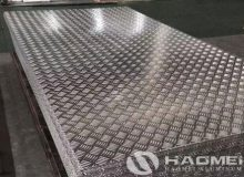 marine grade aluminium checker plate