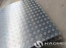 anti slip aluminum plate