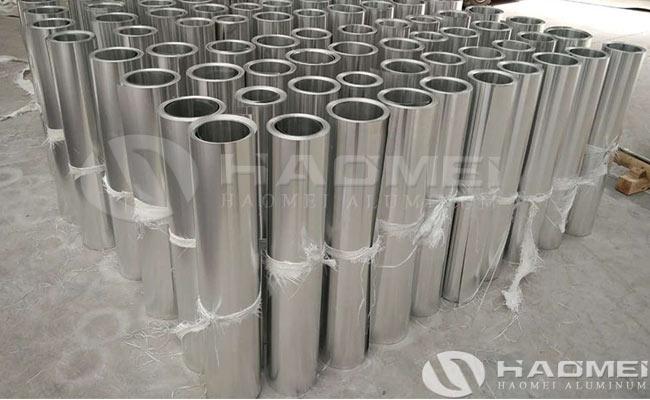 aluminum jacketing roll