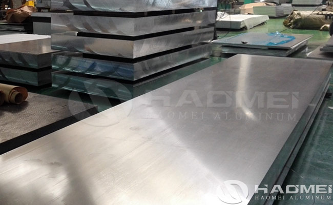 cast aluminum sheet