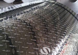 tread brite aluminum 3003