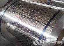 diamond tread aluminum sheet