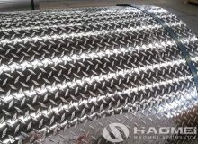 diamond tread aluminum