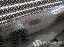 diamond tread plate aluminum sheets
