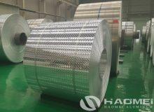 diamond aluminium sheet