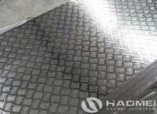 aluminum tread sheet