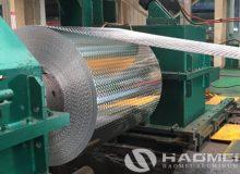 diamond plate aluminium sheet
