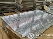 chequered aluminium sheet price