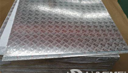 Aluminum Tread Plate 4×8