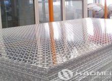 diamond plate aluminum sheets 4x8