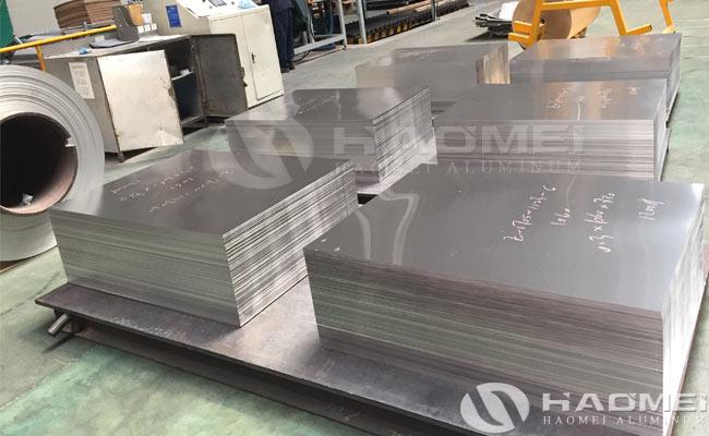 aluminium sheet 1mm price
