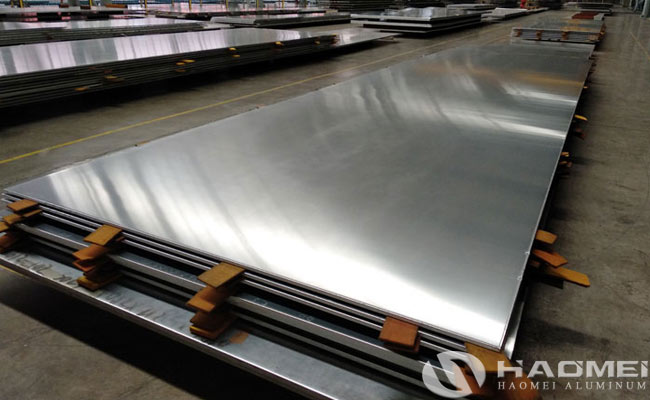 aluminium sheet for car bodywork