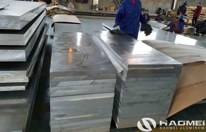 shipbuilding aluminium plates