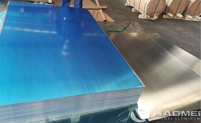 aluminum sheet metal for tank