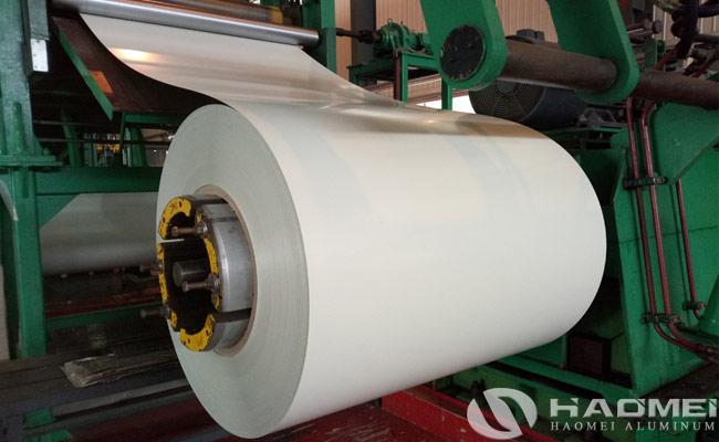 powder coated aluminum sheets