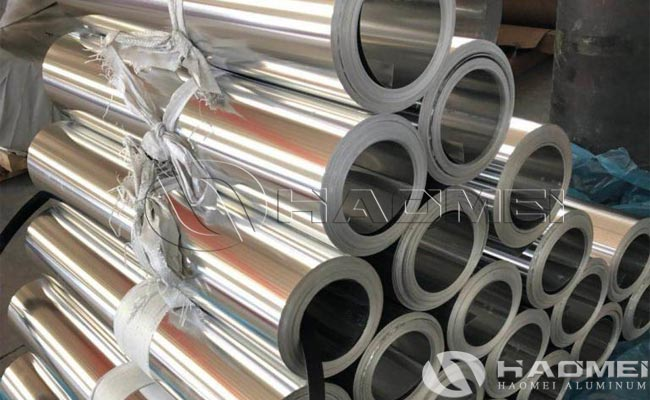 jacketing aluminium for pipe