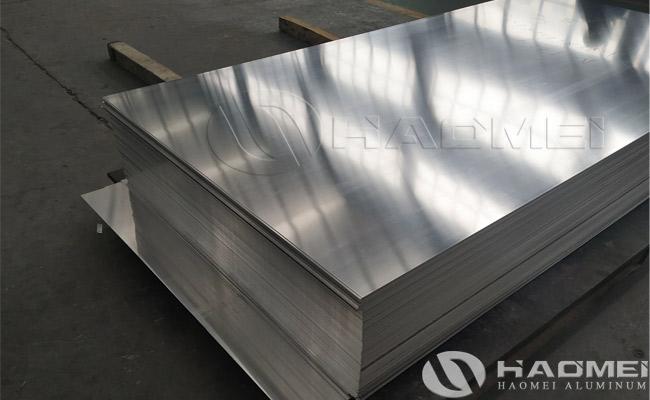 aluminum sheet 120x240cm