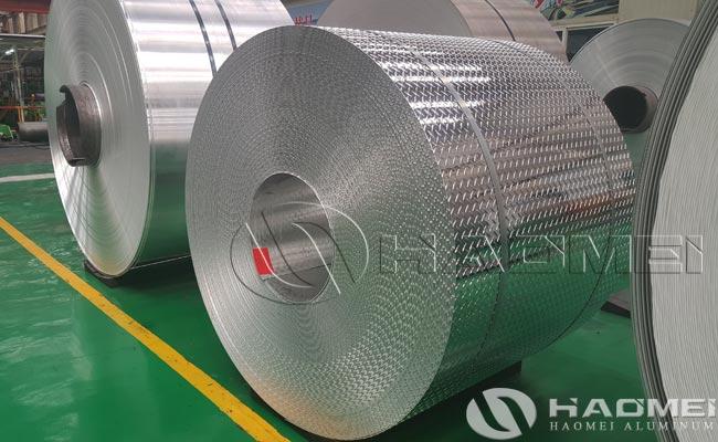 tread aluminum coil factory