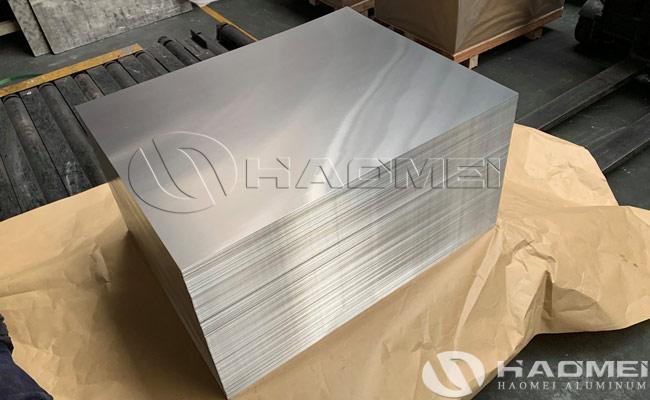 aluminium sheet factory in china
