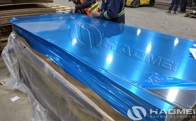 aluminum alloy sheet metal
