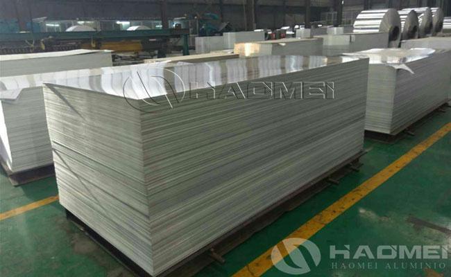 cheap price a5052 aluminum plate