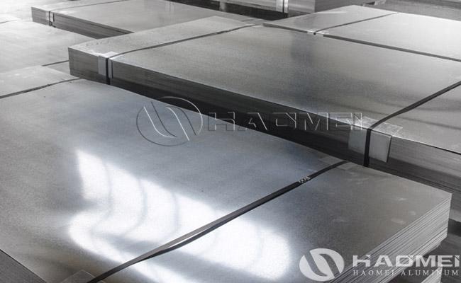 3mm aluminium sheet sizes