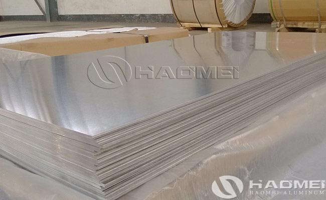 price of aluminum sheet metal