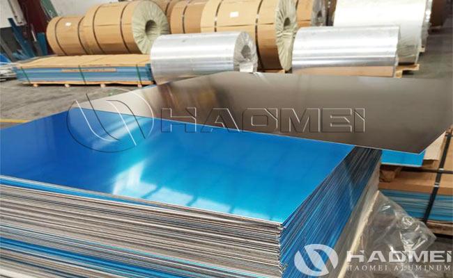 5 mm aluminium sheet price