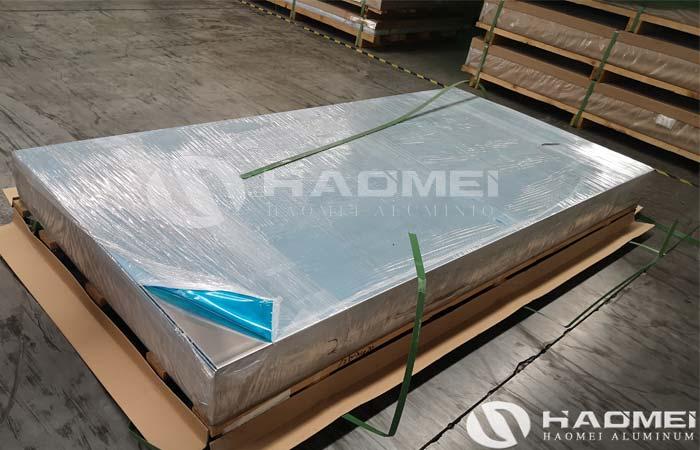 4 8 aluminum sheets