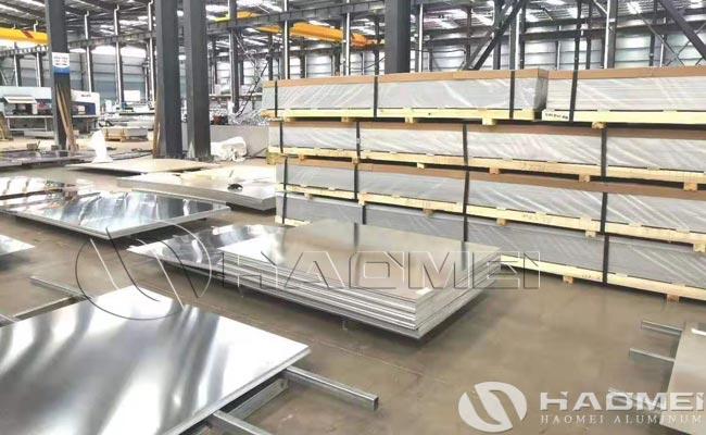 3003 aluminum plate suppliers