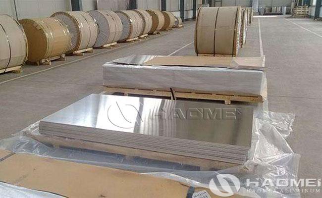 aluminum sheet exporter