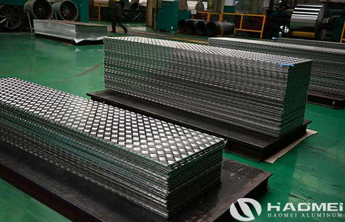 aluminum tread plate factories